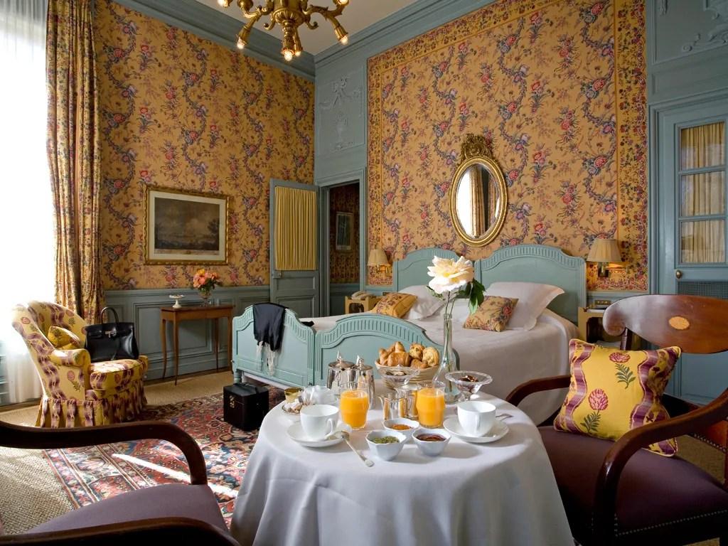 La Mirande Avignon France  Hotel Review  Photos