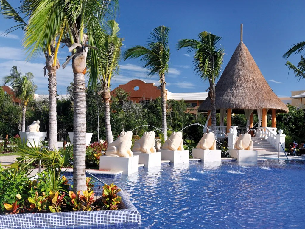 Barcel Maya Palace Puerto Aventuras Quintana Roo