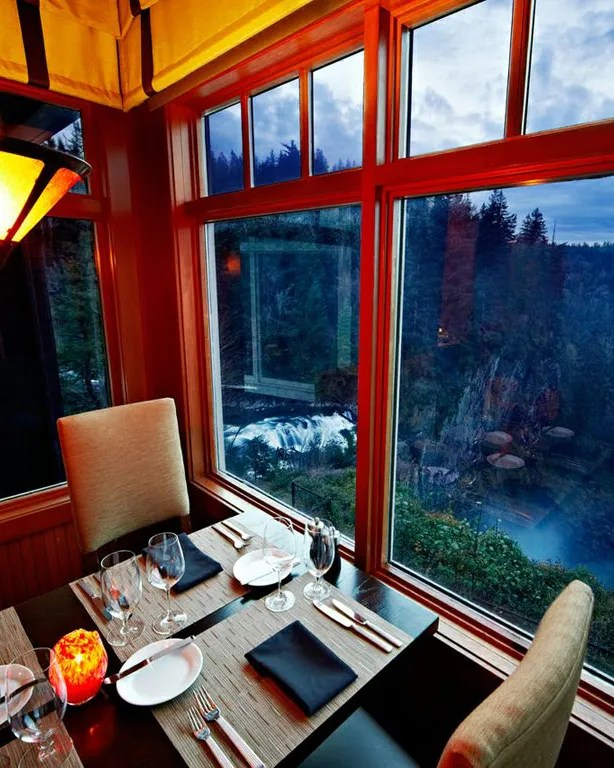 Salish Lodge  Spa Snoqualmie Washington United States  Resort Review  Cond Nast Traveler