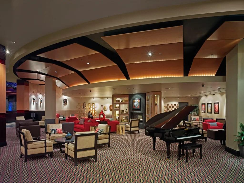 Tulalip Resort Casino Marysville Washington United States  hotel Review  Cond Nast Traveler
