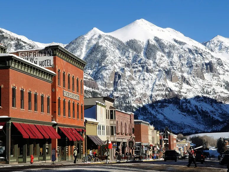 Image result for American mountain cities