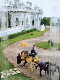 Hyderabad Style: A Palace for the People - Photos - Cond ...