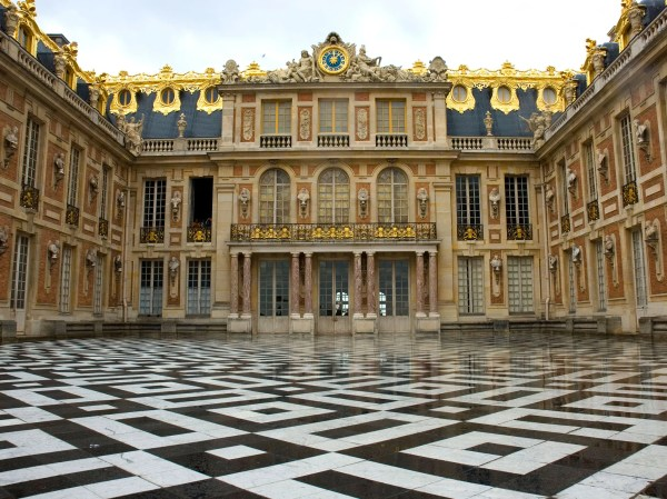 Palace of Versailles Paris