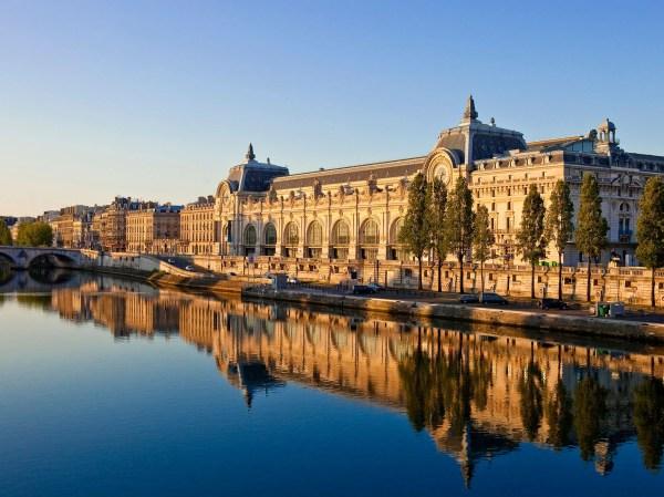 Mus 'orsay Paris France - Activity &