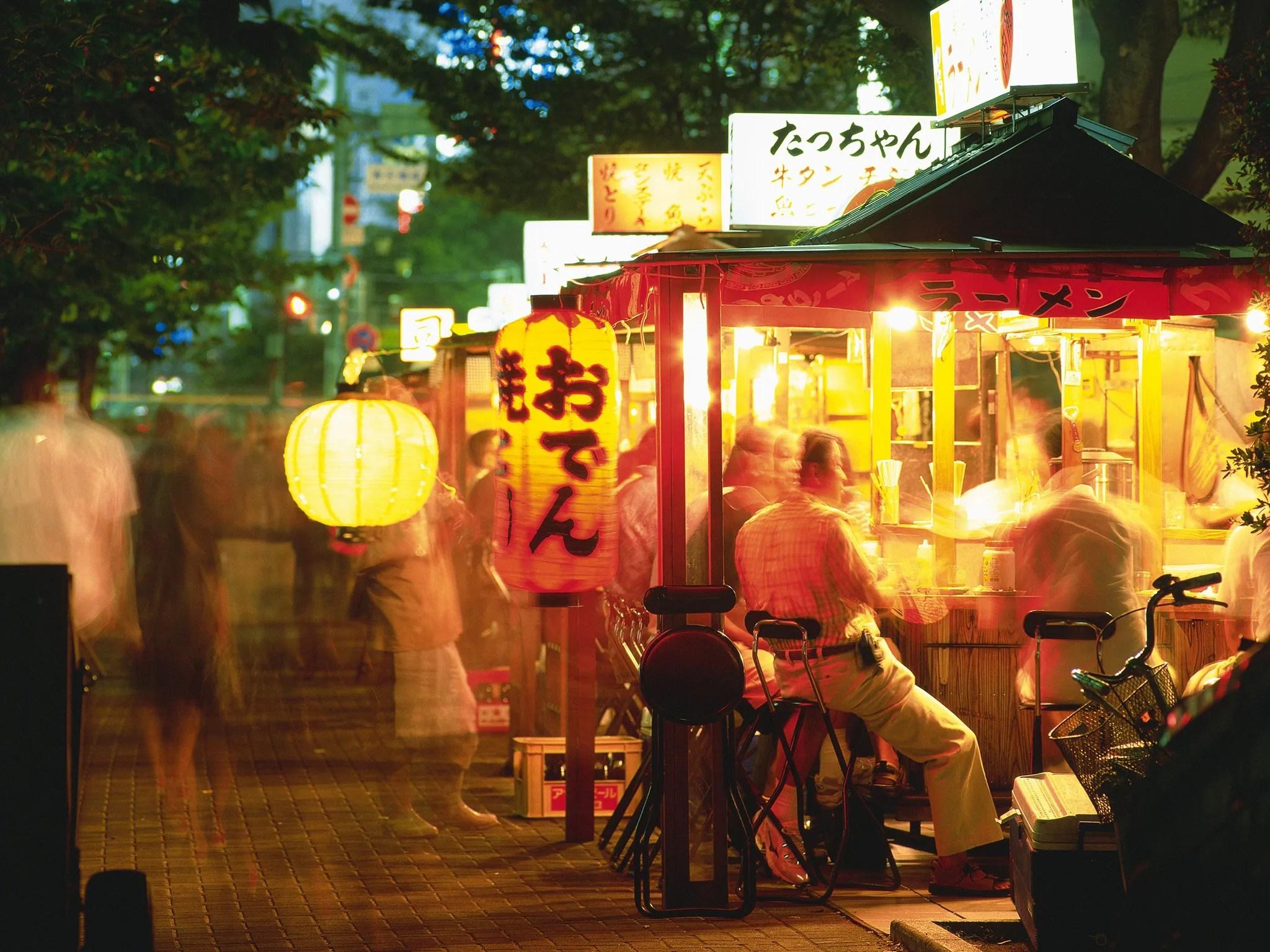 Junot Daz On Fukuoka Japans Next Great Food City