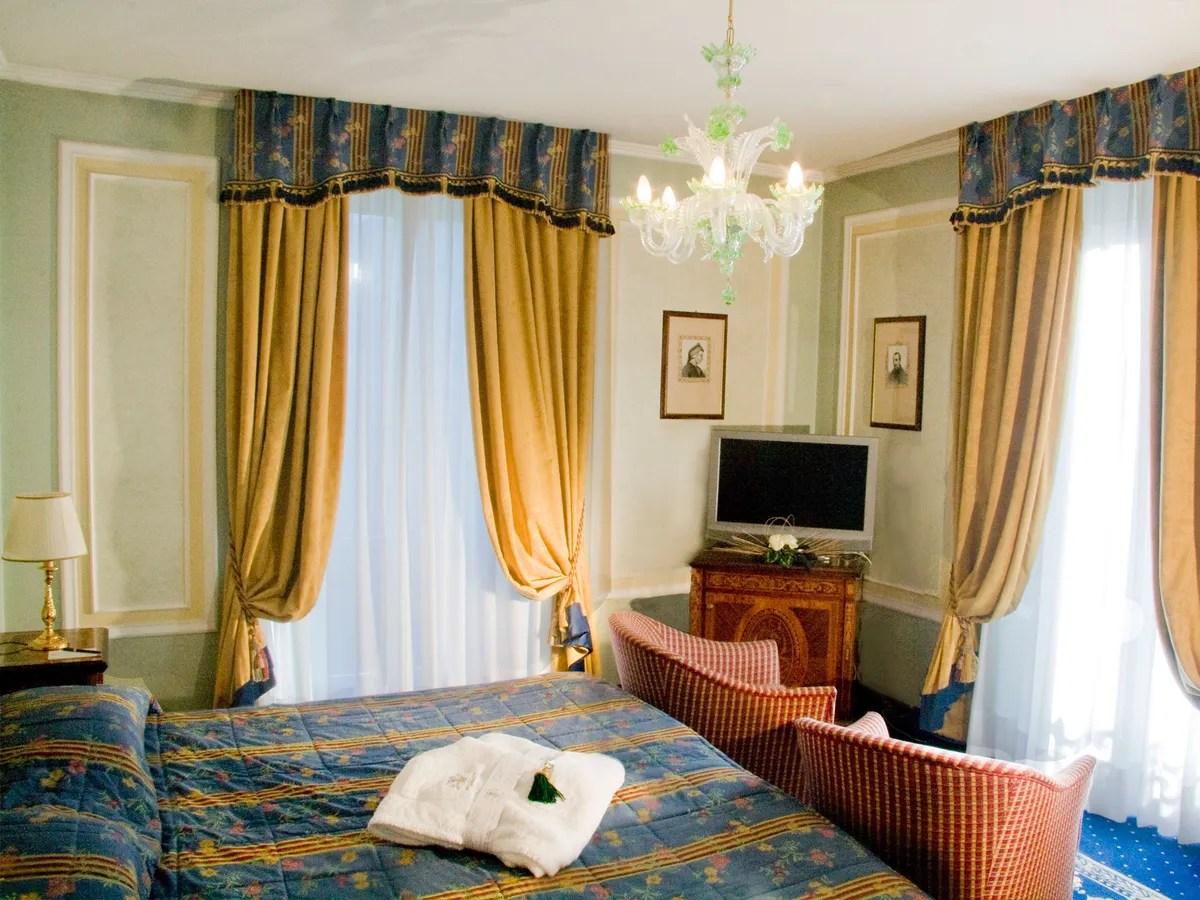 Grand Hotel Des Les Borromes Lake Maggiore Italy