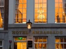 Ambassade Hotel Amsterdam Netherlands