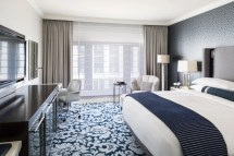 Ritz-Carlton San Francisco Hotel Room