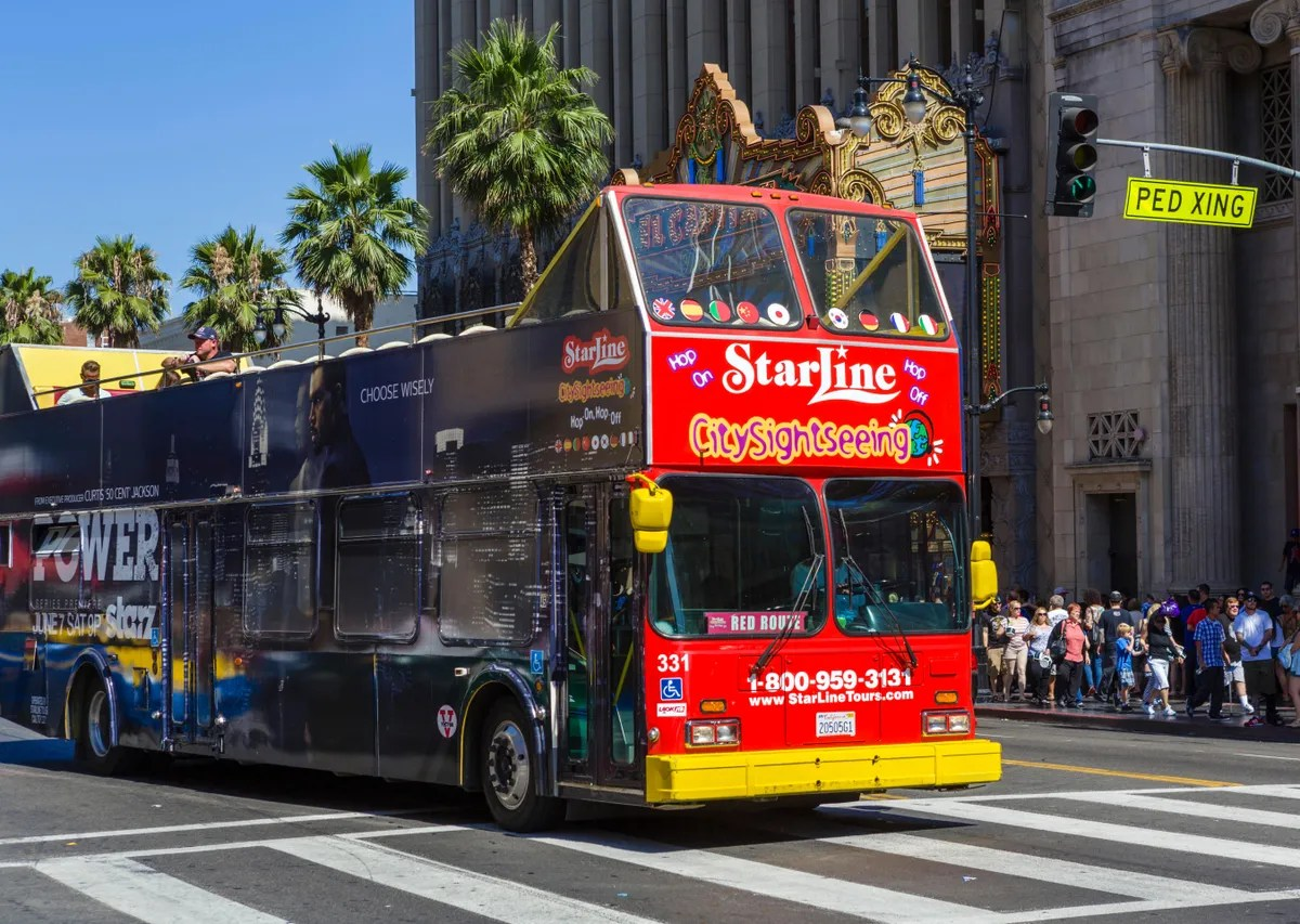 In Los Angeles - Cond Nast Traveler