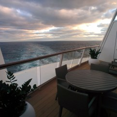 Dining Chair Leather White Recliner Inside A $1,680-a-night Suite On The New Quantum Of Seas Cruise Ship - Photos Condé Nast ...