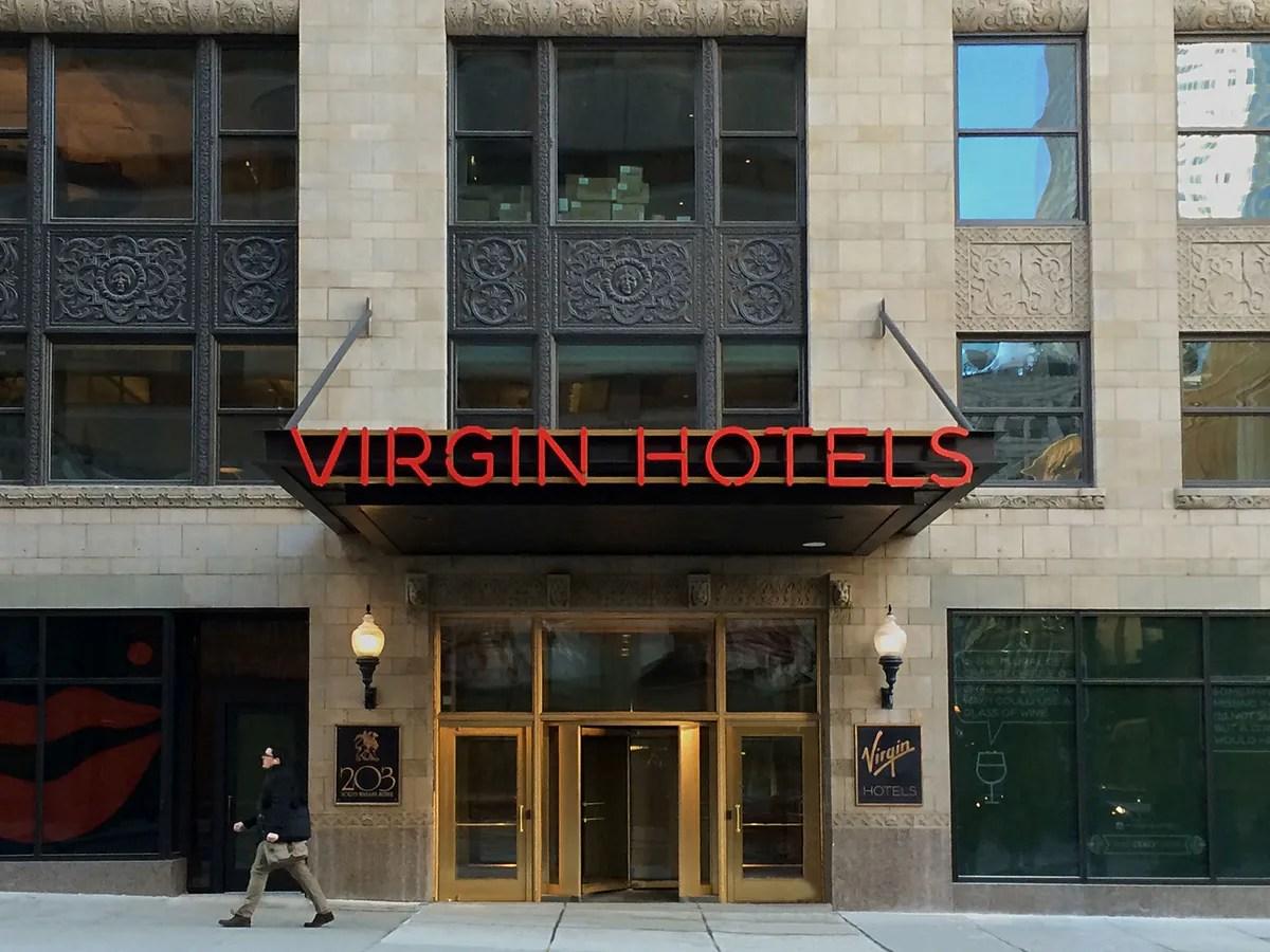 Virgin Hotels Chicago Chicago Illinois United States  Cond Nast Traveler