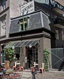 Central Hotel & Cafe Copenhagen' -room