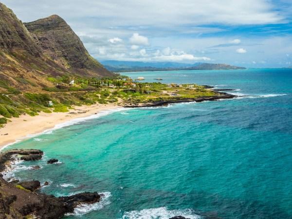 Hidden Beaches In Hawaii - Cond Nast Traveler