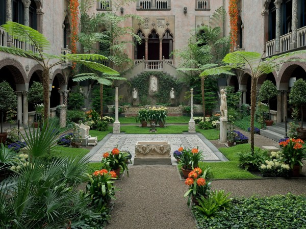 Isabella Stewart Gardner Museum Boston Massachusetts - Activity &