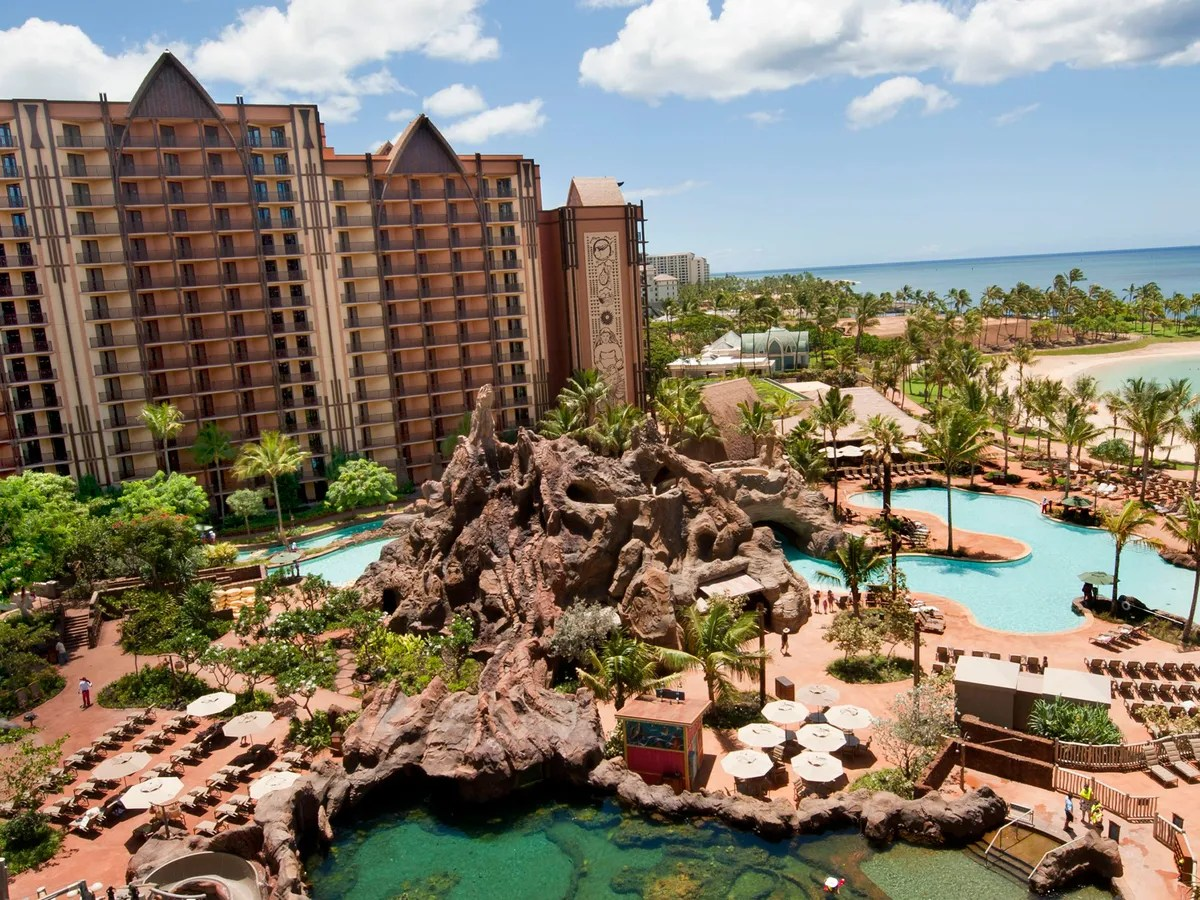 Family Resorts In Hawaii - Cond Nast Traveler