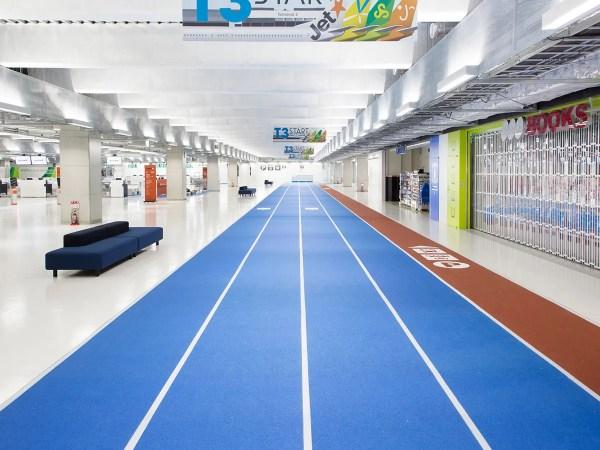 Tokyo' Newest Airport Terminal Landmark