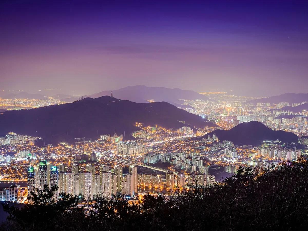 In Busan South Korea - Cond Nast Traveler