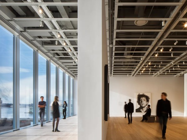 Whitney Museum In Nyc - Cond