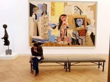 Mus Picasso Paris France - Activity &