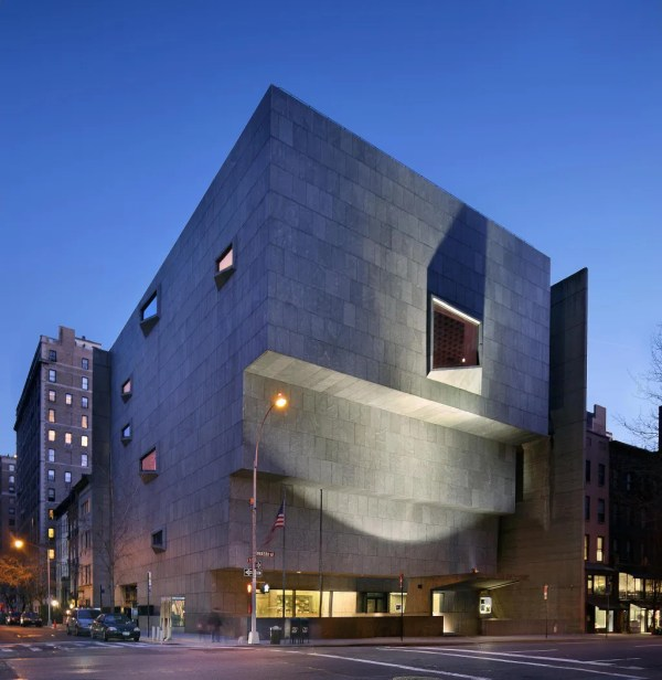 Happened Whitney Museum Building