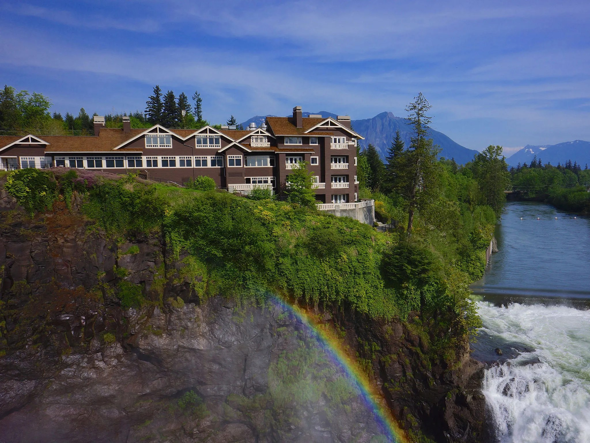 Snoqualmie Falls Wallpaper The Best Hotels In The Pacific Northwest Readers Choice