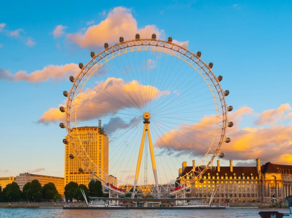 London Eye Facts