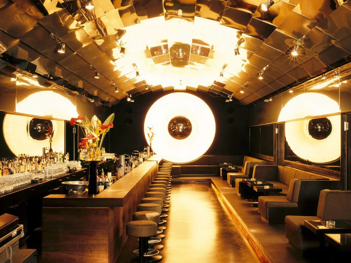 Bar Tausend Berlin Germany  Bar Review  Cond Nast