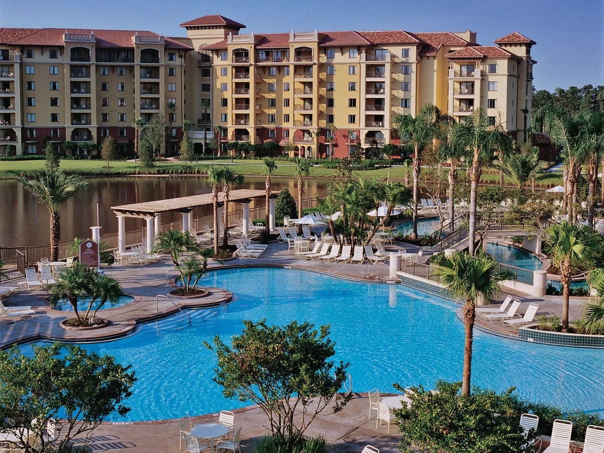 Wyndham Bonnet Creek Resort - Cond Nast Traveler