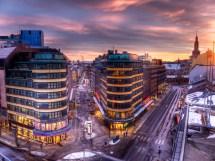 Oslo Ban Cars In City Center