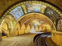 New York City Abandoned Subway Station