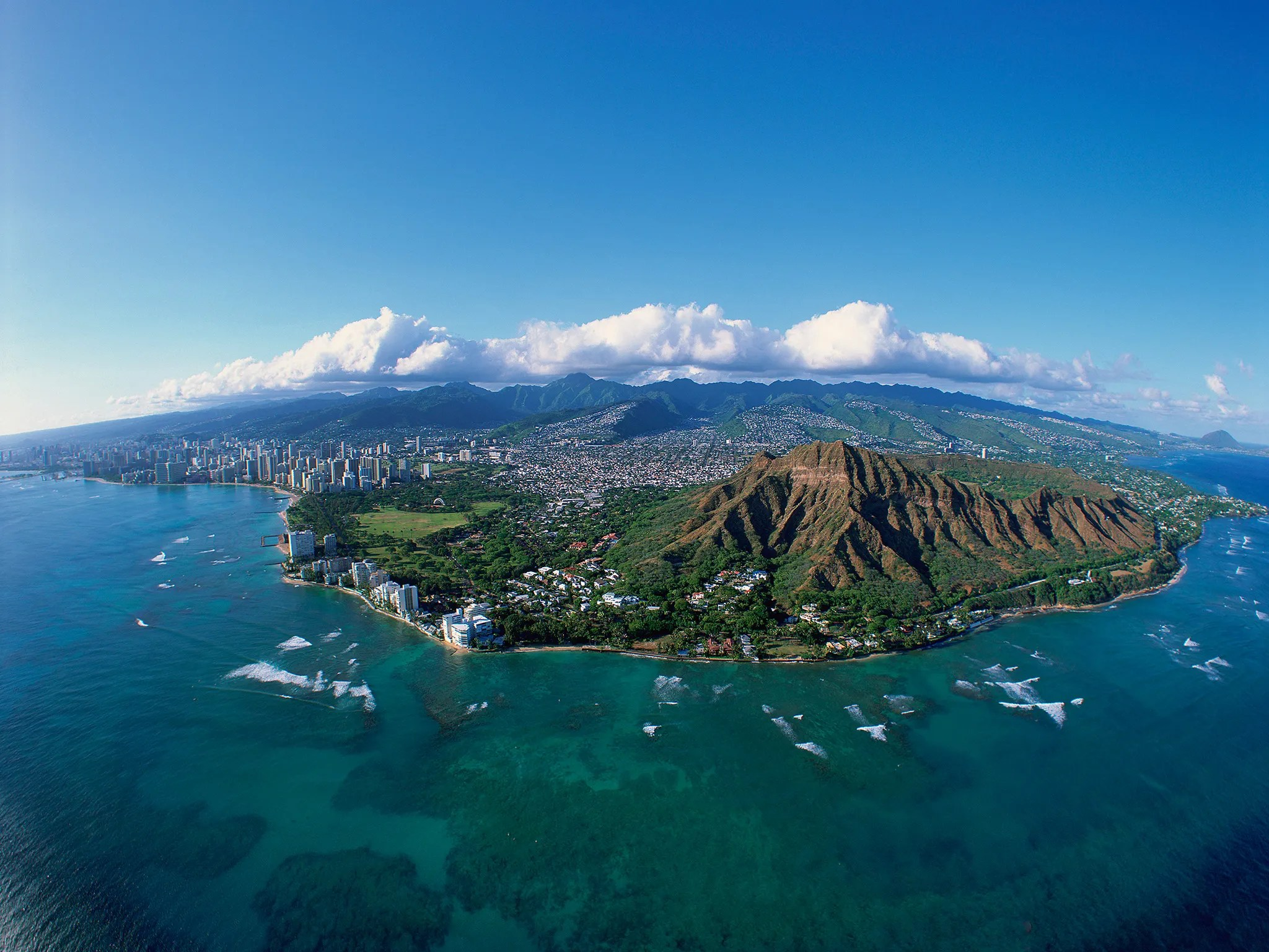 The Best Aerial Views Of Hawaii  Photos  Condé Nast Traveler