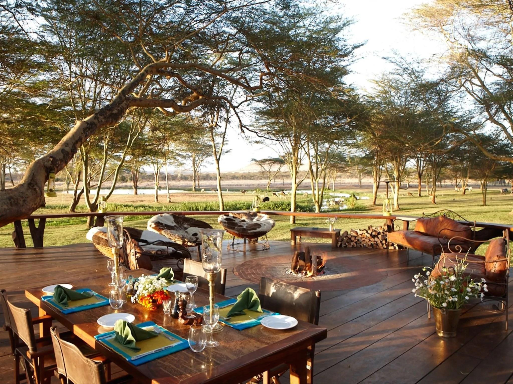 Sirikoi Lodge Lewa Wildlife Conservancy Kenya  Resort