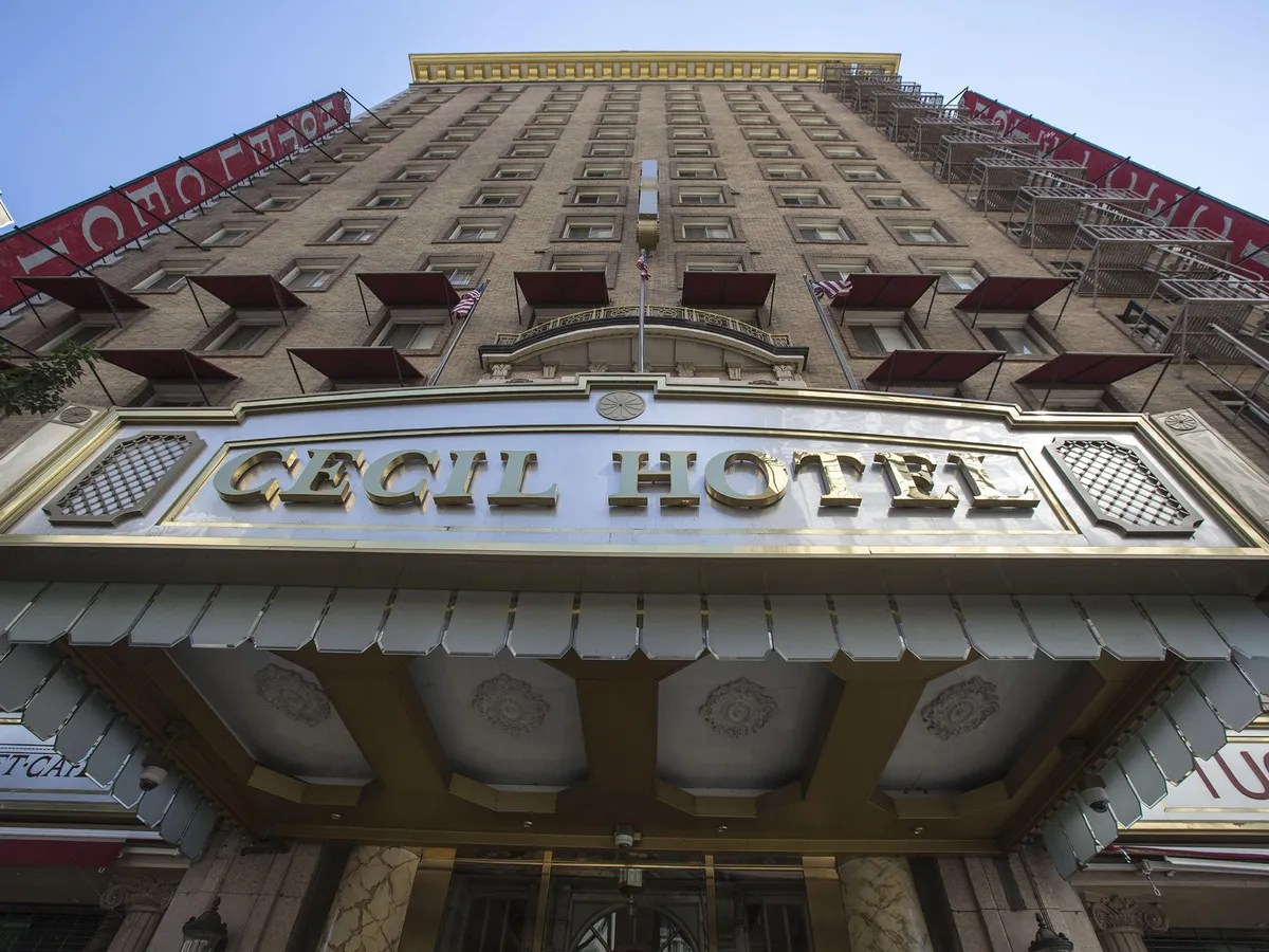 """american Horror Story Hotel"" Exists In Real Life '"