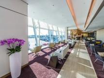 Airport Lounge Access ' Flying Economy