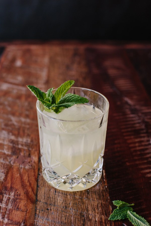 Golf-inspired Georgia Cocktail Perfect Masters