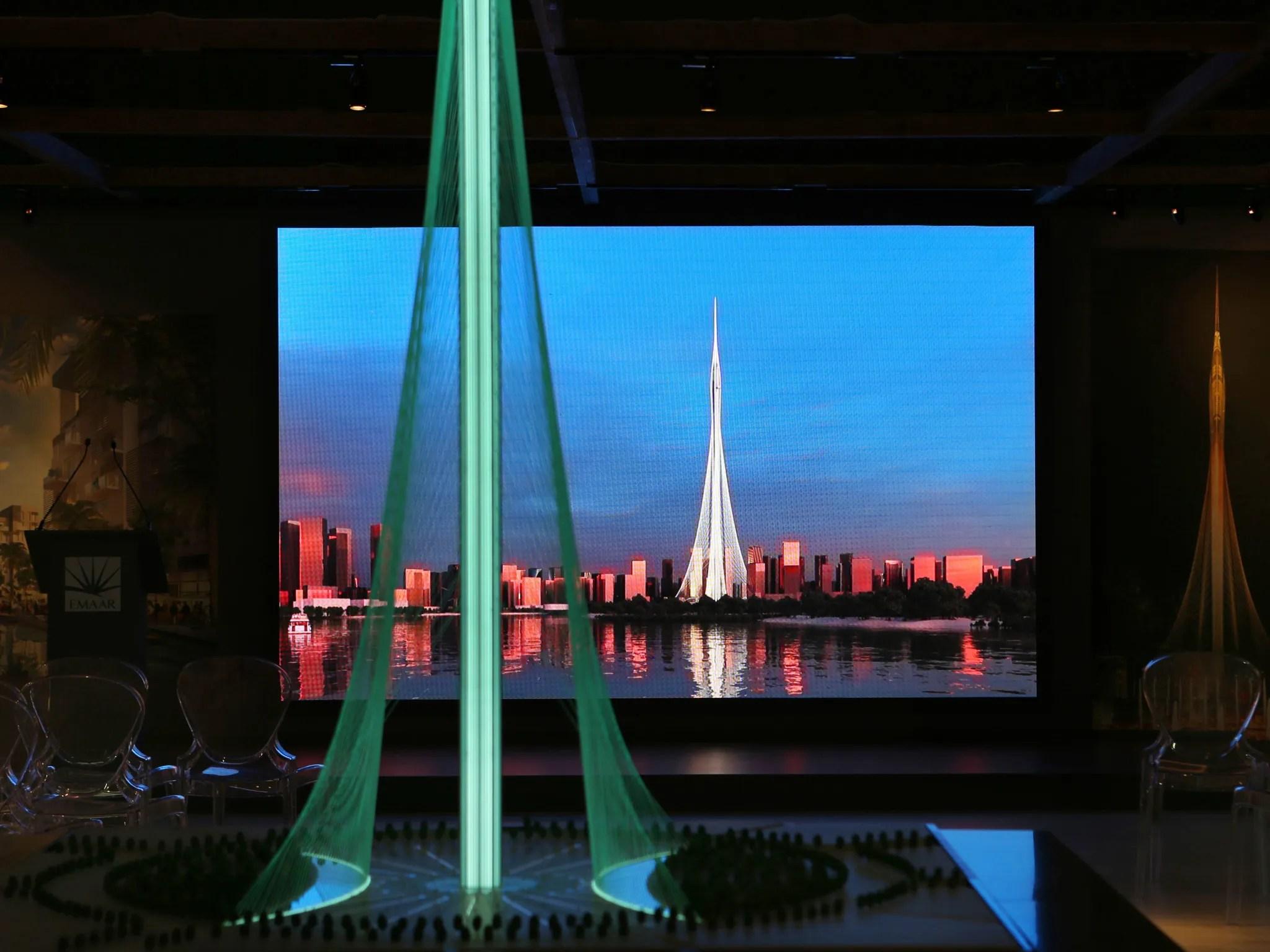 New Dubai Tower To Surpass Burj Khalifa As World S Tallest Building Conde Nast Traveler