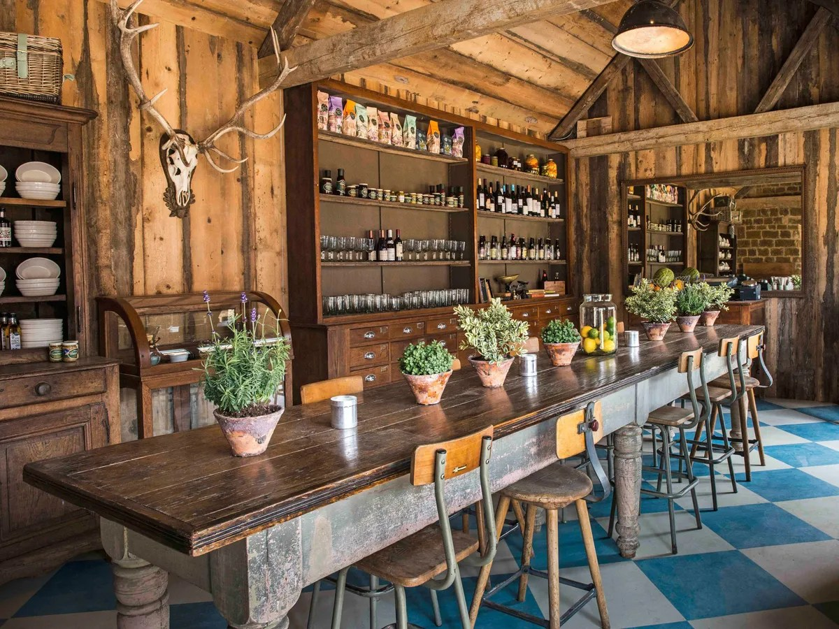 Soho Farmhouse Chipping Norton England United Kingdom