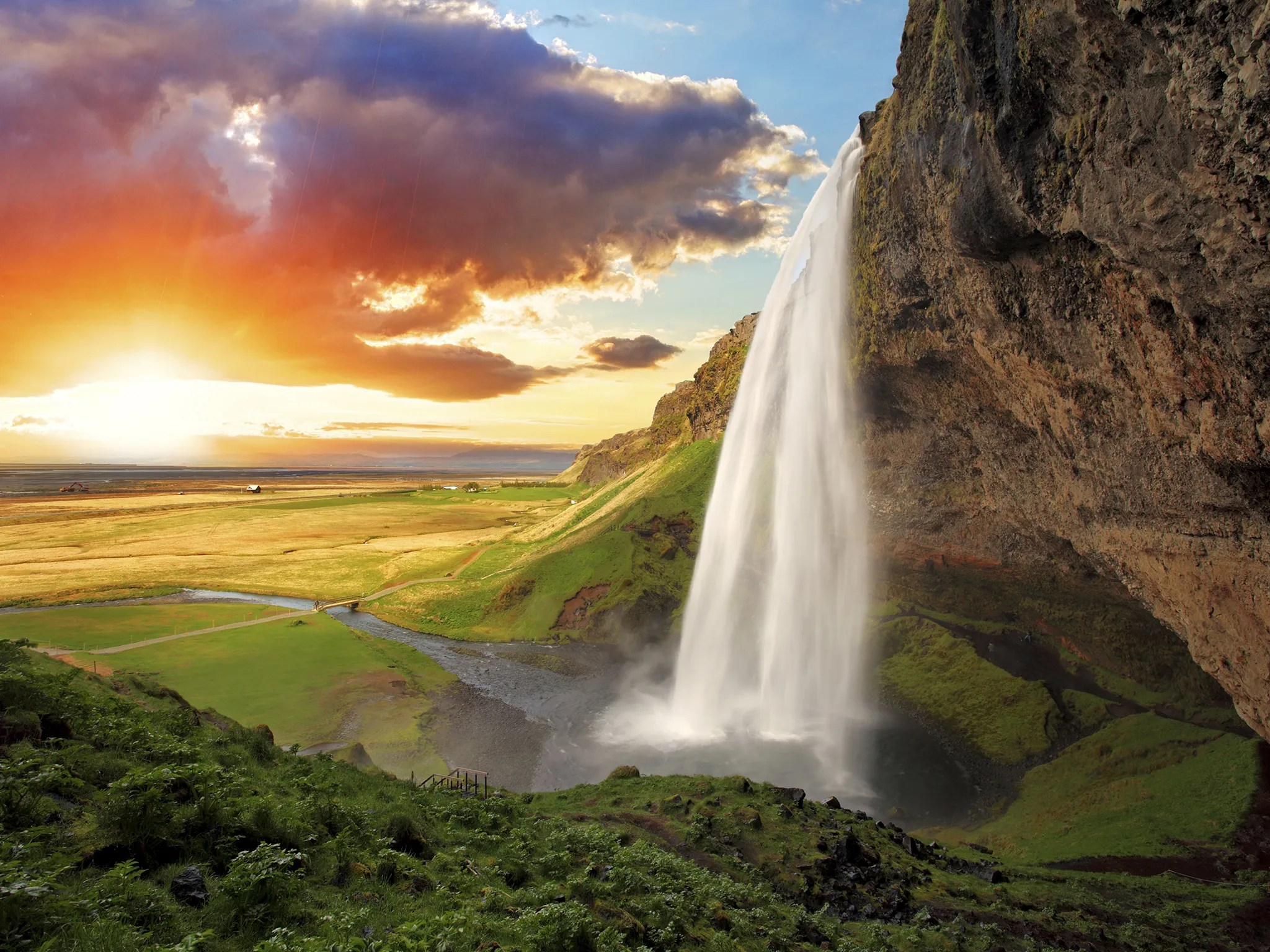 15 Most Beautiful Waterfalls in the World  Photos  Cond Nast Traveler
