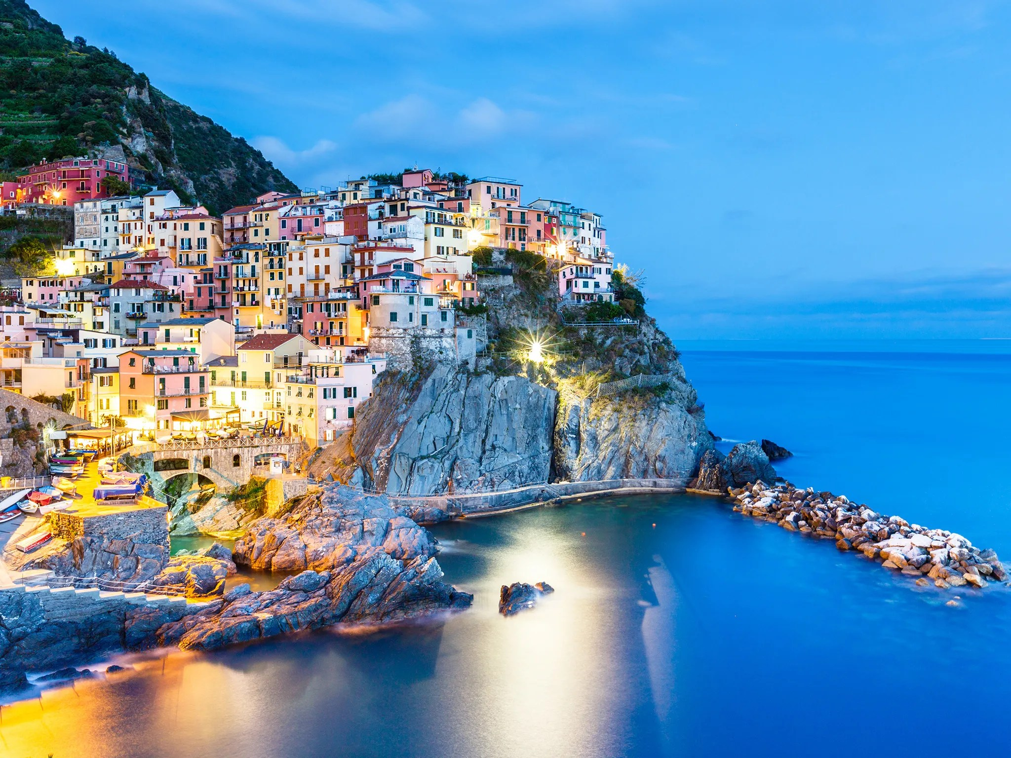 The Most Beautiful Coastal Towns in Italy  Photos  Cond Nast Traveler