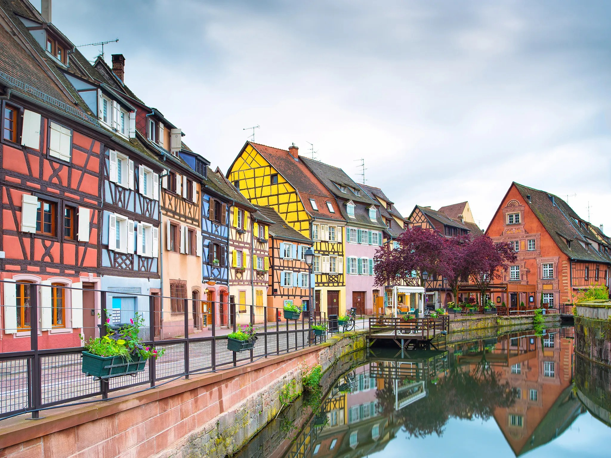 Historically and culturally among the most important nations in the western world, france has also played a highly significant role in international affairs for centuries. The 10 Most Beautiful Small Towns in France - Photos ...