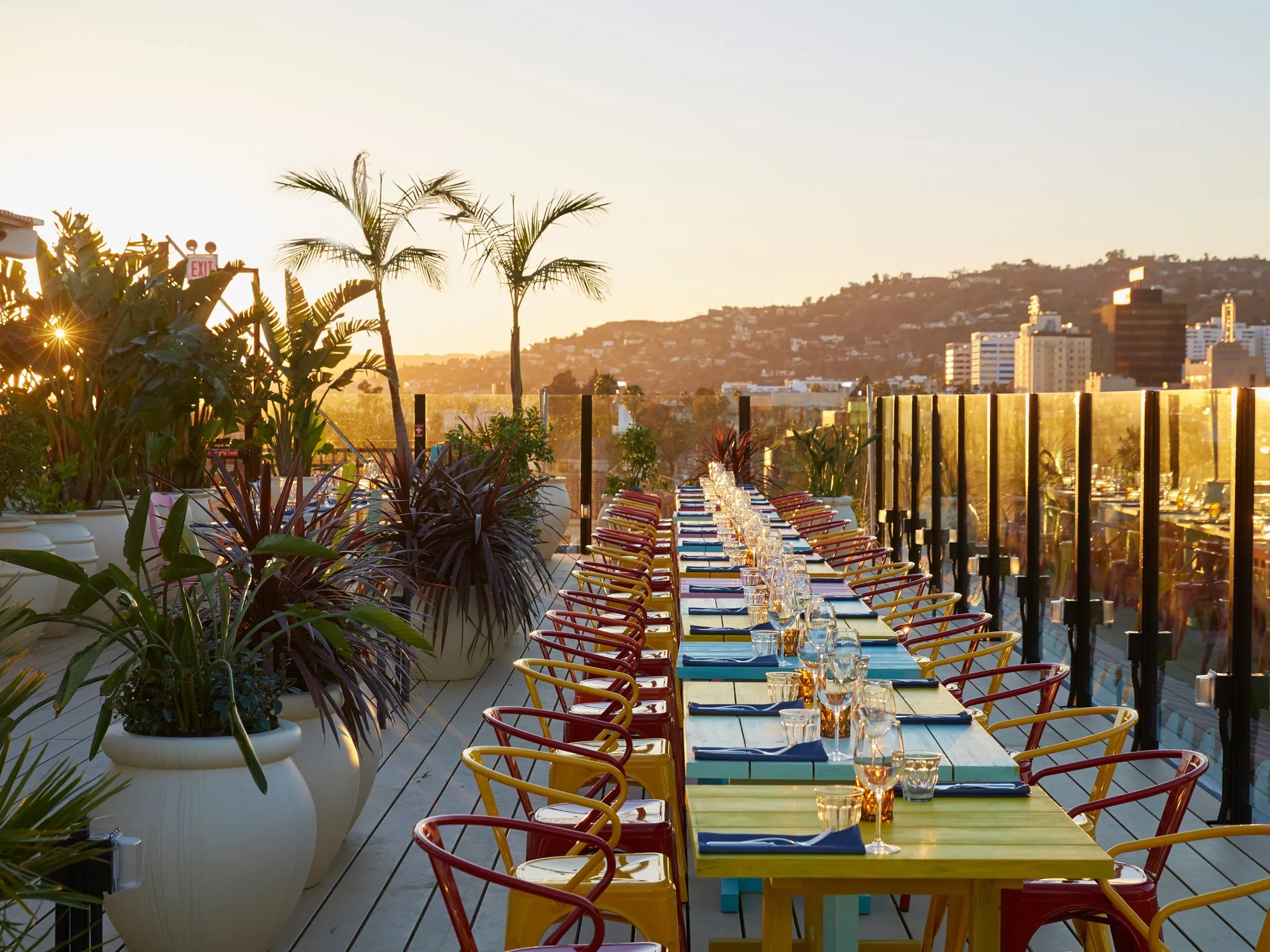 The 10 Best Rooftop Bars In The U S Photos Cond 233 Nast