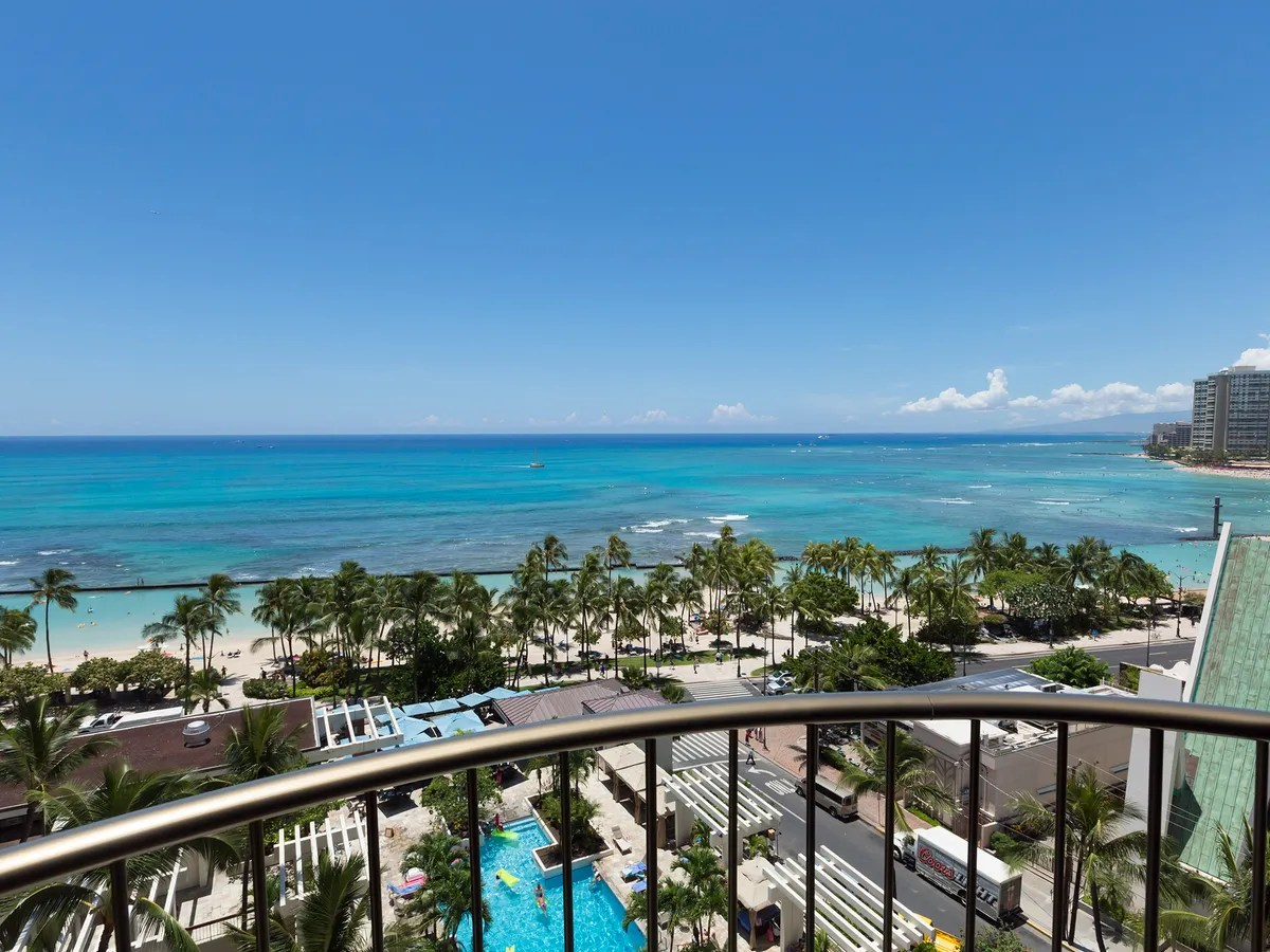 Waikiki Beach Marriott Resort & Spa Oahu Hawaii United
