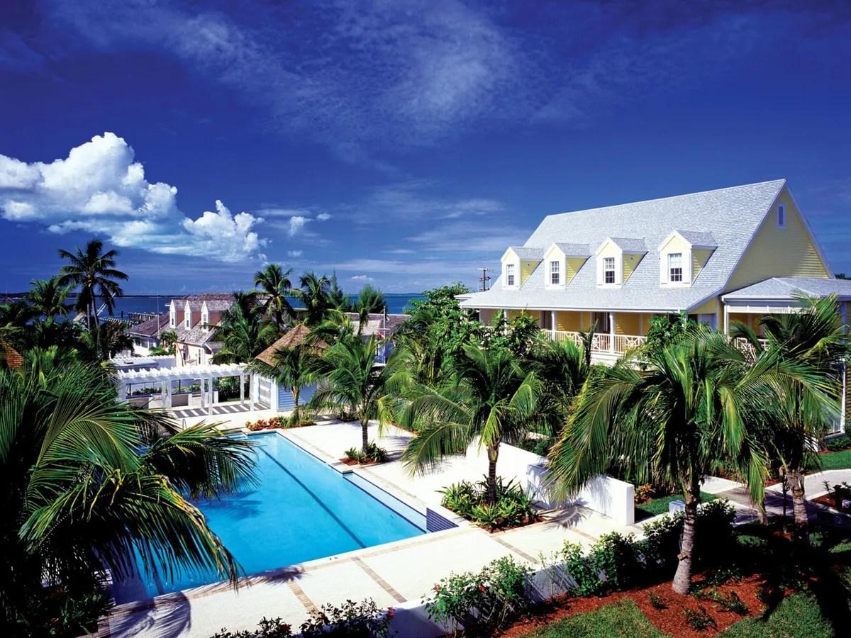 Valentines Residences Resort  Marina Harbour Island