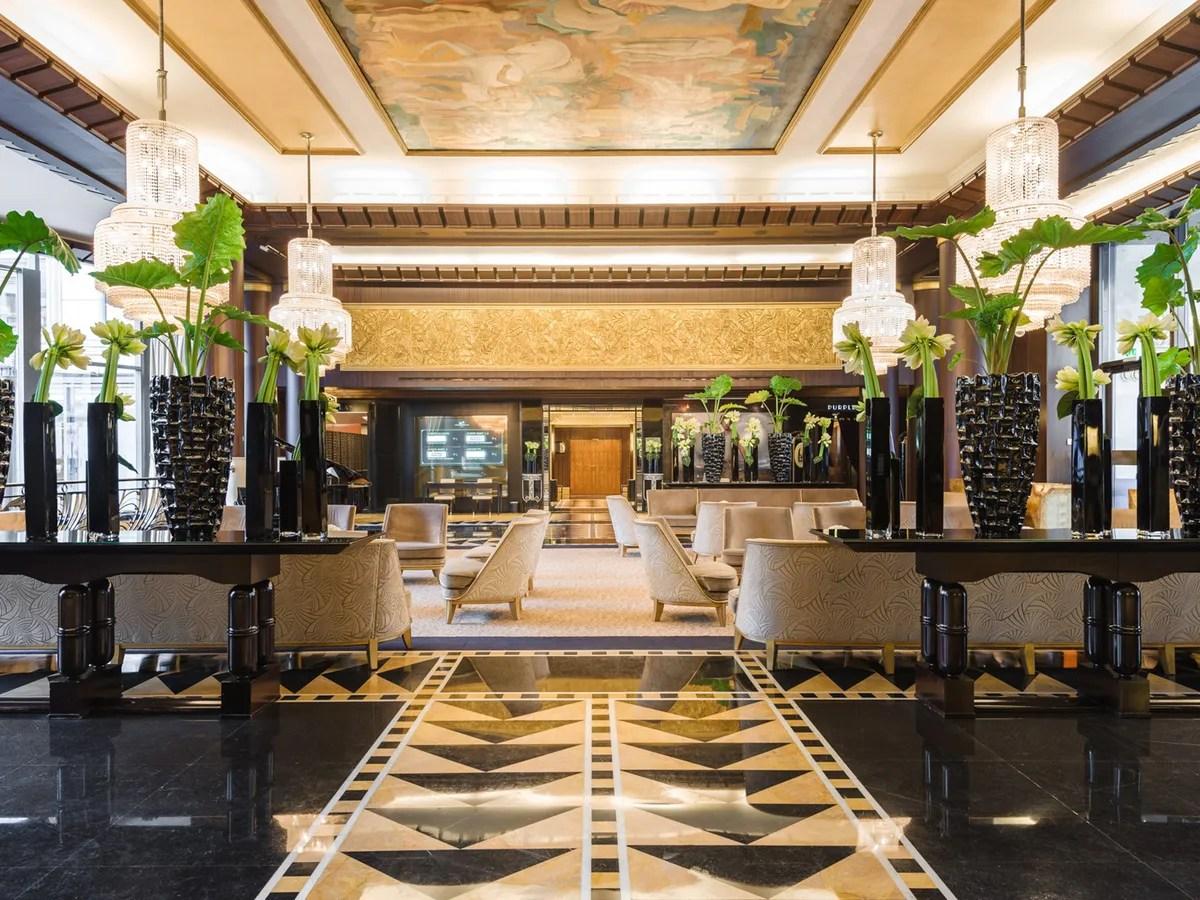 L'hotel Du Collectionneur Paris France - Cond Nast Traveler