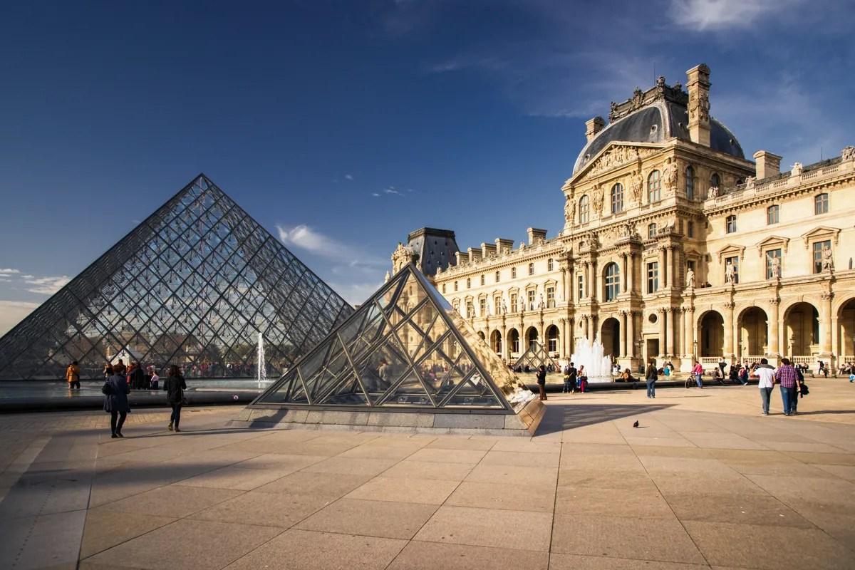 Restaurants In Paris Louvre - Cond Nast