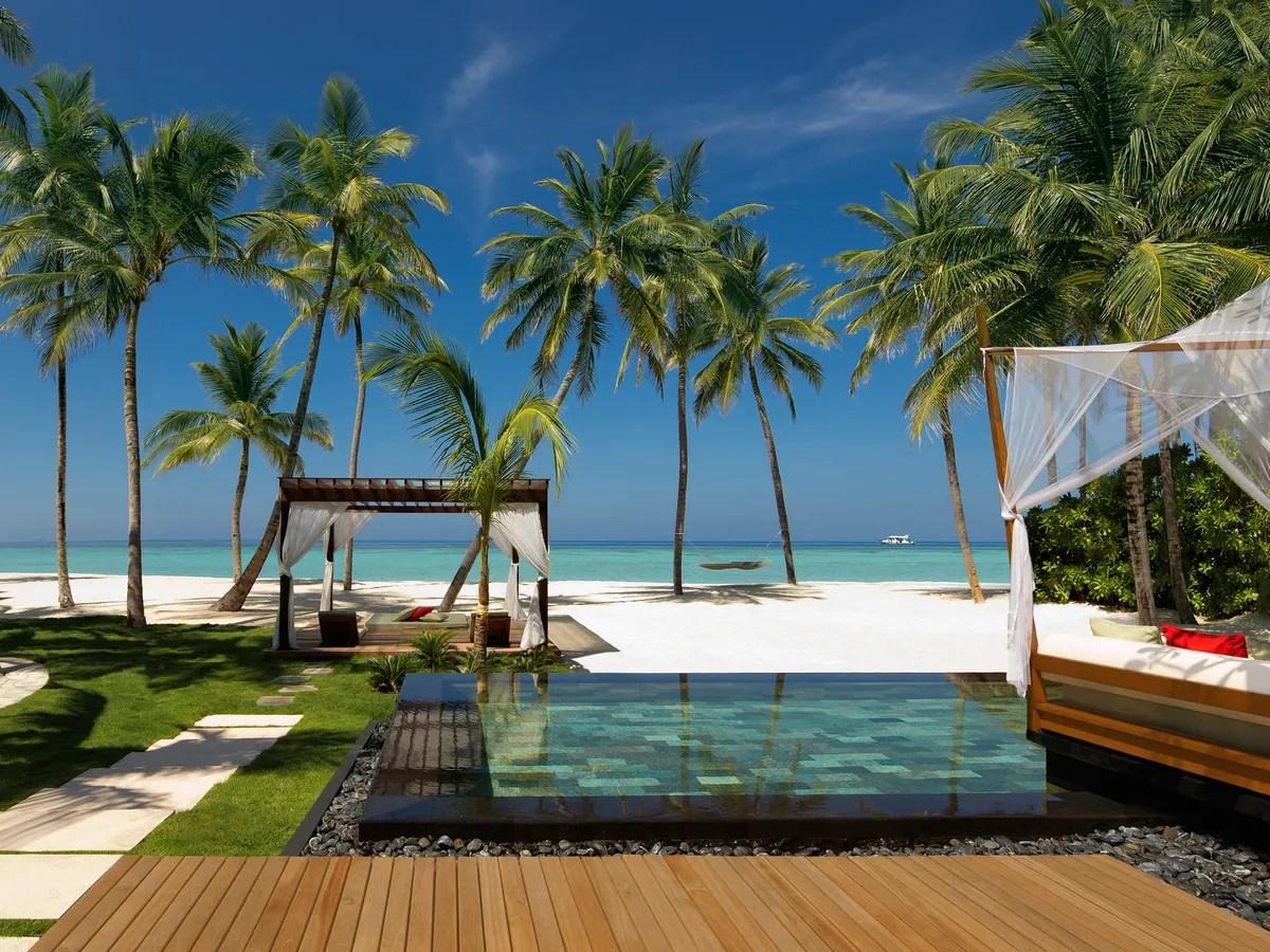 OneampOnly Reethi Rah Reethi Rah Island Maldives Resort Review Cond Nast Traveler