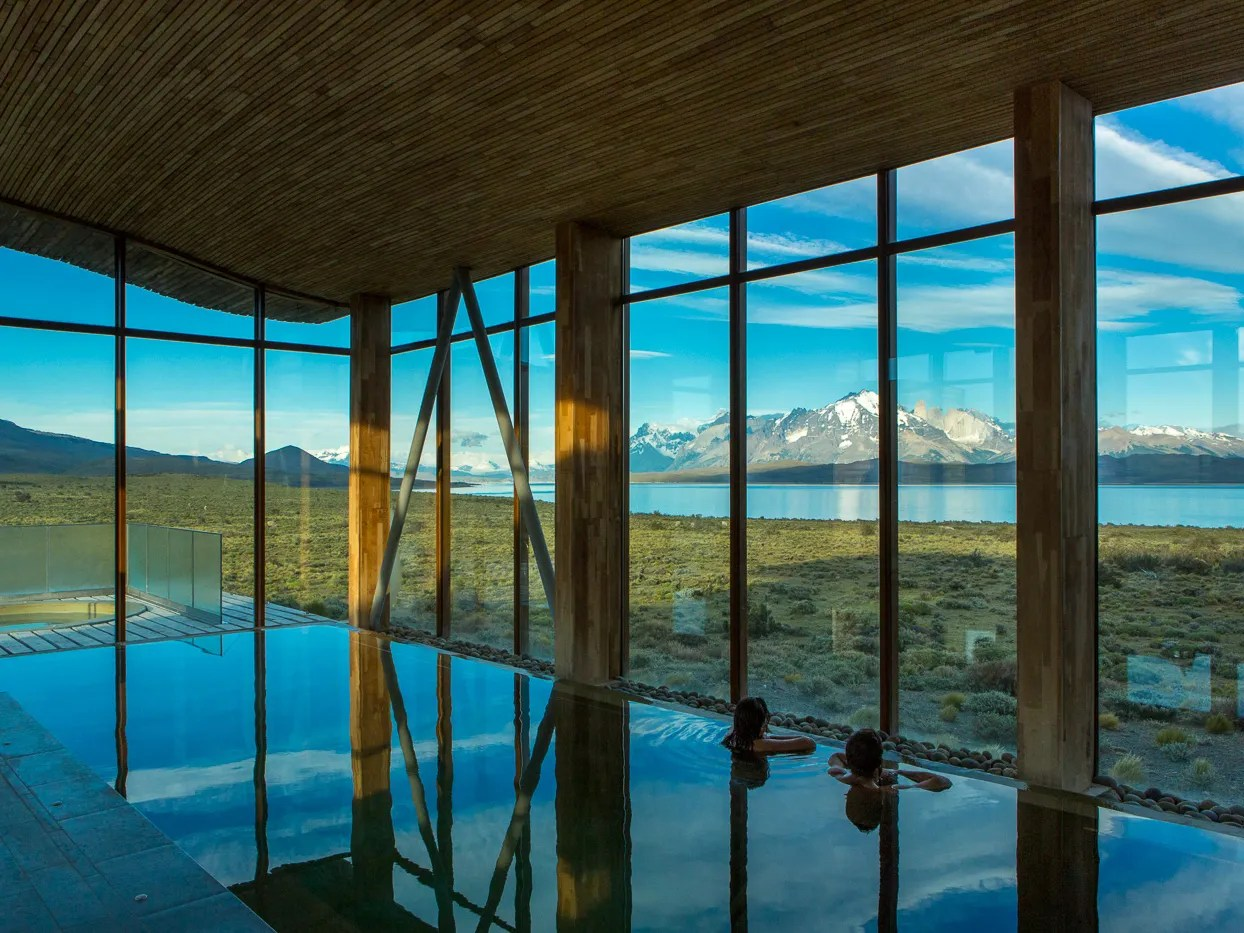 Tierra Patagonia Hotel  Spa Torres Del Paine National