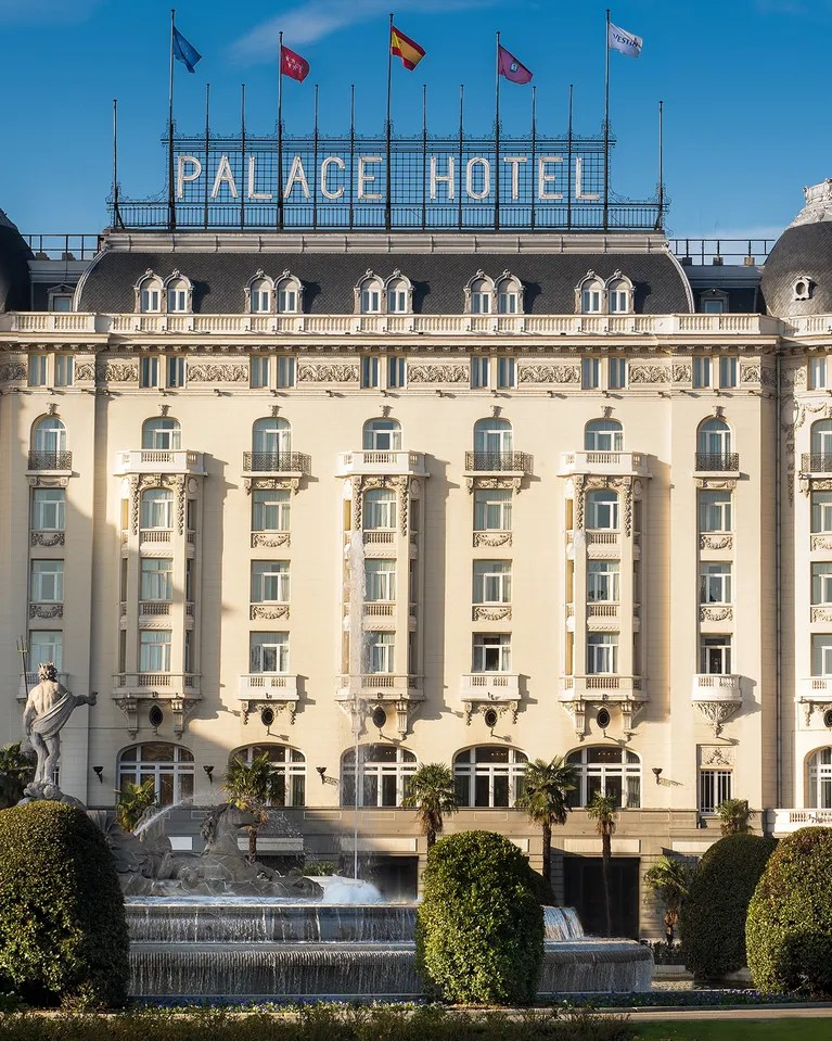 The Westin Palace Madrid Hotel Review Conde Nast Traveler