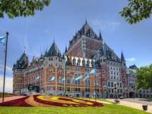 Fairmont Le Chateau Frontenac Quebec City