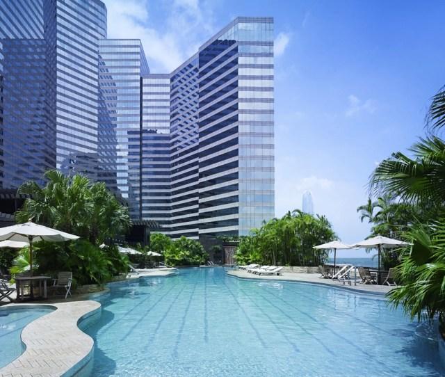 Grand Hyatt Hong Kong Hong Kong China Hotel Review Conde
